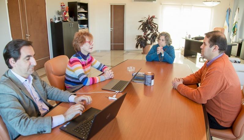 Autoridades del Consejo de Ciencias Económicas de San Luis destacaron la nueva Oferta Educativa de la ULP
