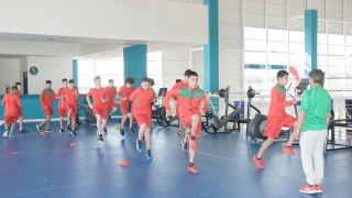 Futbolistas de Pueyrredón de Villa Mercedes fueron evaluados en el laboratorio de biomecánica del Campus