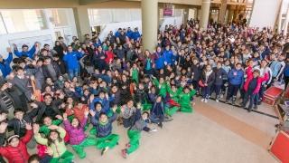 Alumnos de escuelas de La Punta disfrutaron de las iniciativas de la Secretaría de Extensión