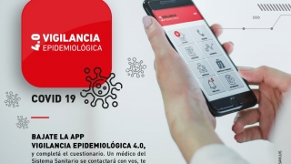Se puso en marcha la App Vigilancia Epidemiológica 4.0