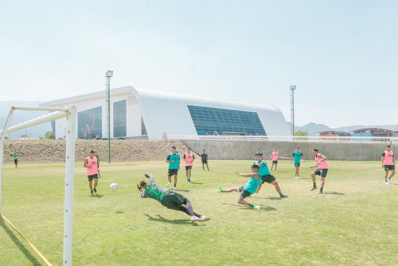 El Campus al servicio del fútbol provincial