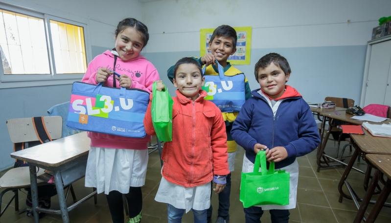 La ULP va a tu ciudad: esta semana inicia el ciclo en Nueva Galia y Candelaria