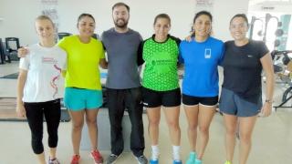 San Luis hace punta en el arbitraje femenino de handball
