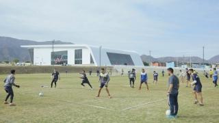Juventud fortalece su pretemporada en el Campus de la ULP
