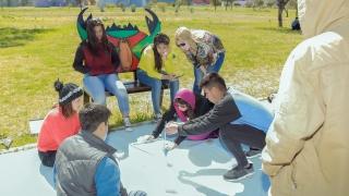 Alumnos de Santa Fe y San Luis midieron el tamaño de la Tierra