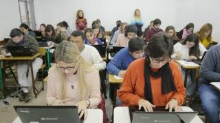 Alumnos de la ULP Virtual rindieron sus exámenes finales en 10 sedes de San Luis