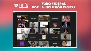 San Luis presente en el Foro Federal por la Inclusión Digital NOA Cuyo