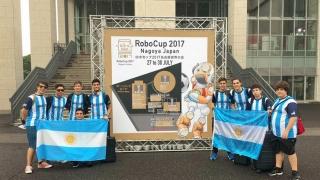 RoboCup 2017: la delegación puntana se prepara para dejar todo en la arena