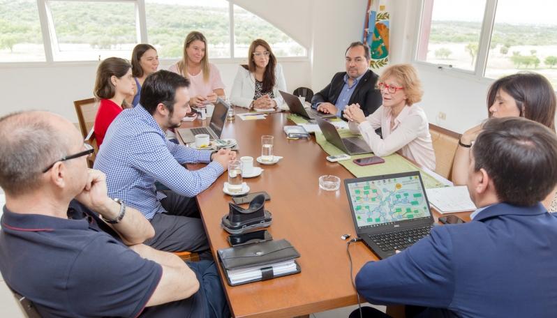 Representantes de Google conocieron desde cerca las iniciativas de la ULP