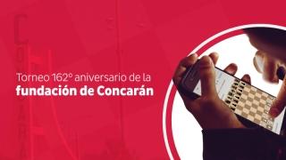 Concarán festejará su 162° aniversario con un torneo online