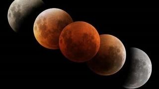 Fiesta astronómica: la espectacular Luna Roja se vivirá en el PALP