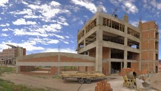 Más puestos de trabajo: avanza la construcción del cuarto edificio del PILP