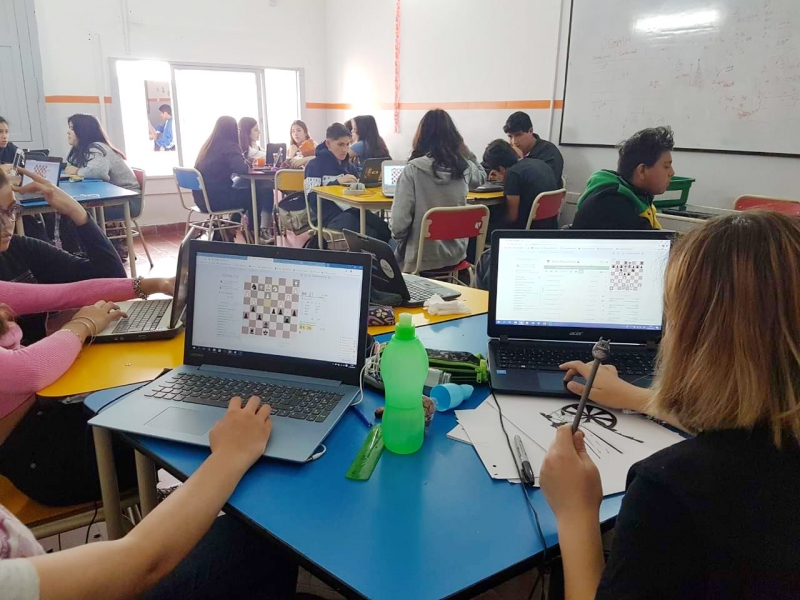 La final de los Intercolegiales de Ajedrez serán el 2 de noviembre