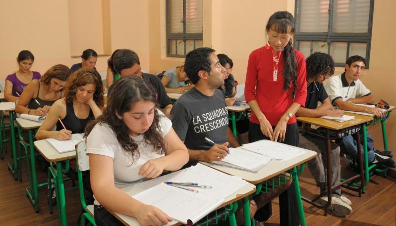 Sumate a las propuestas del Instituto de Idiomas en sus cuatro sedes