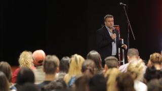 """Leandro Cahn: """"Hay que reforzar la importancia del Estado como garante del derecho"""""""
