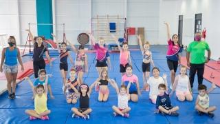La escuela de gimnasia artística da otro salto de crecimiento