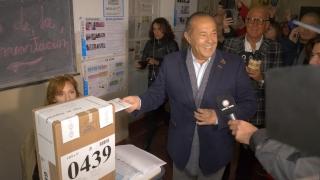"""Adolfo Rodríguez Saá: """"Voy a llamar a un acuerdo patriótico"""""""