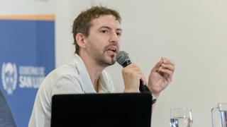 """""""El litio forma parte de una revolución energética y estoy muy entusiasmado con este interés en San Luis"""""""