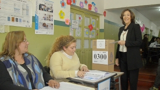 """María Angélica Torrontegui: """"San Luis tiene una conducta impecable y transparente en las elecciones"""""""