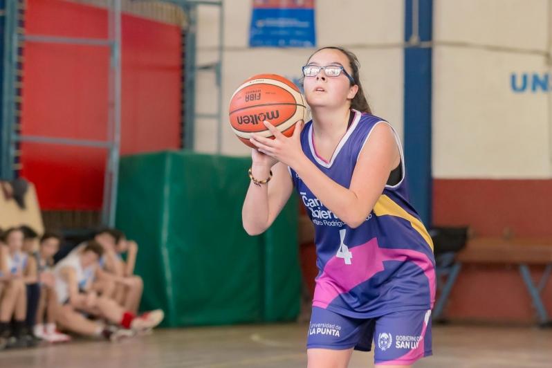 El básquet femenino de la ULP vive su experiencia de Primera