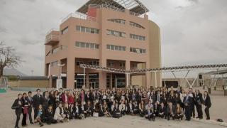 Universitarios de todo el país se convirtieron en auténticos embajadores y debatieron en el 1º Modelo ONU San Luis