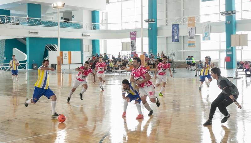 Comenzó el futsal oficial y se jugará íntegramente en el Campus
