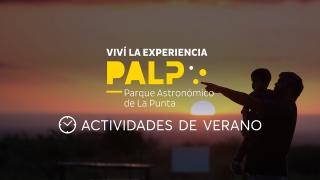 Con entrada libre y gratuita en estas vacaciones viví la experiencia en el Parque Astronómico La Punta