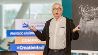 Adrián Paenza destacó el nivel de participación de Matemáticos 3.0