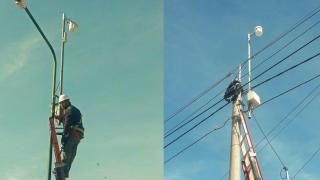 Culminó la primera etapa de instalación de antenas de wifi