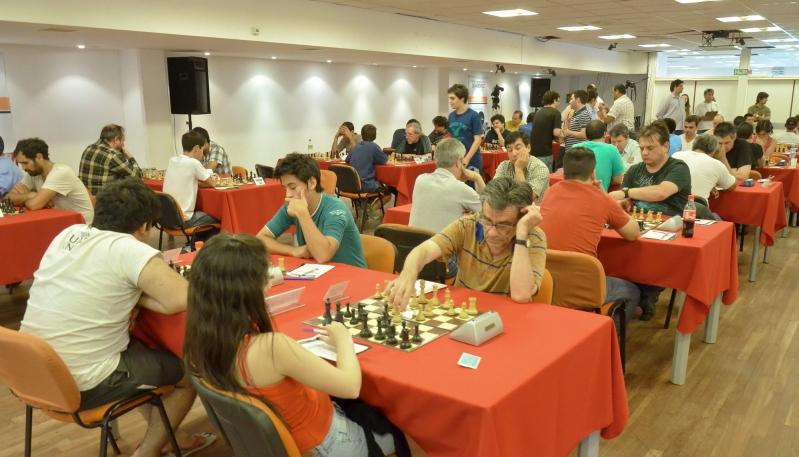 Los mejores ajedrecistas de San Luis disputan el Torneo Provincial Absoluto en la ULP