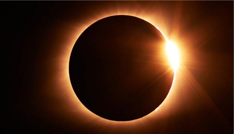 """A prepararse, el próximo martes 2 de julio los puntanos quedaremos """"eclipsados"""""""