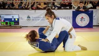 Keisy Perafán ganó el oro en el Open de Buenos Aires