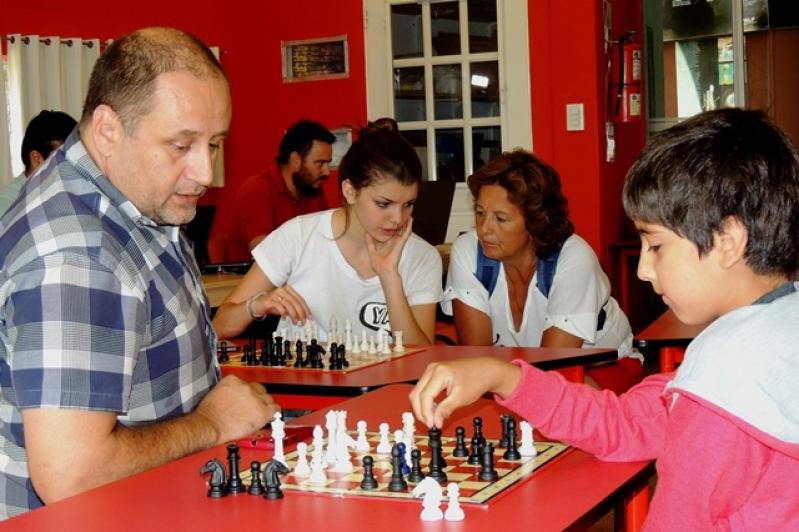 """""""Ajedrez de Verano"""", la iniciativa de la ULP que eligen los turistas"""
