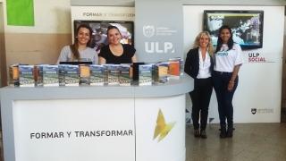 La ULP promocionó sus carreras en las Jornadas de Puertas Abiertas