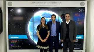 "Autoridades de la ULP visitaron el ""Global Sport Innovation Center"""