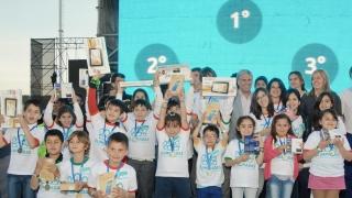 Más de 9 mil chicos se sumaron a la aventura de aprender con las Olimpíadas del Conocimiento