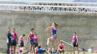 La escuela federada de atletismo del Campus competirá en el Nacional