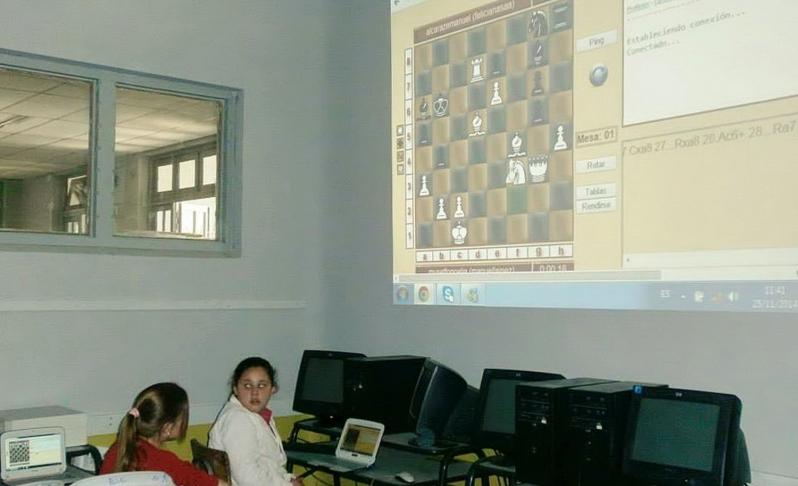 Alumnos del sur provincial disputaron el 1º Torneo Digital Dupuy