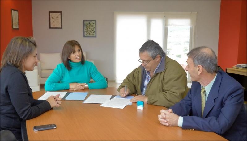 Los alumnos de la ULP podrán hacer sus prácticas pre-profesionales en la empresa Ruvial