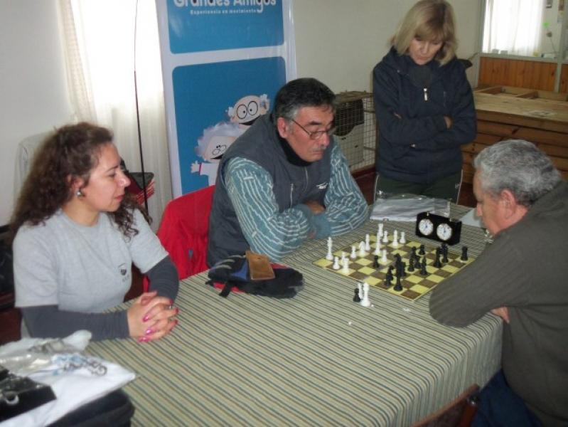 En invierno, el ajedrez social llega a toda la provincia