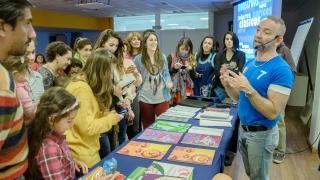 Culminaron las capacitaciones docentes brindadas por el reconocido ilustrador Istvansch