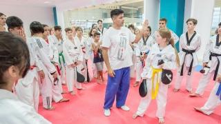 El taekwondo del Campus se proyecta hacia Dakar 2022