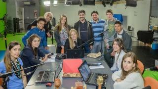 Alumnos de Villa de la Quebrada grabaron el programa Nº 300 de ¿Me Leés?
