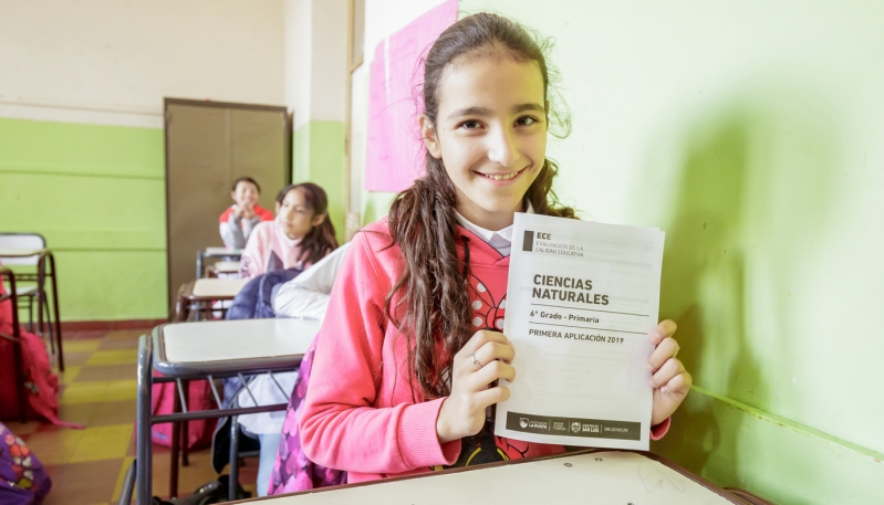 Se evaluaron a más de 40.000 alumnos con las Evaluaciones de Calidad Educativa
