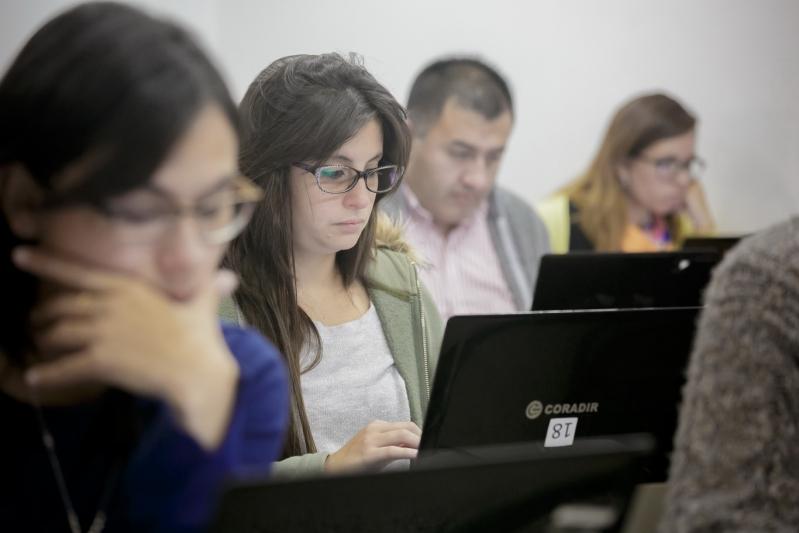 Docentes rindieron para certificar sus conocimientos en herramientas de Google
