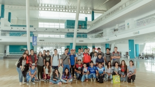 Alumnos de las comunidades huarpe y ranquel visitaron la ULP
