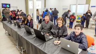 Se llevó a cabo la primera maratón digital entre ULP y UNTREF