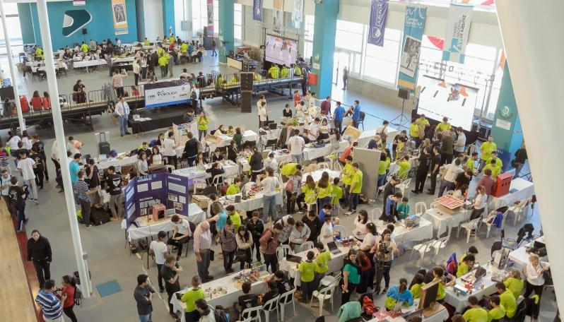 El certamen de robótica más importante del país ya se disputa en la ULP