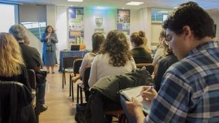 Los docentes de la primera etapa palpitan el inicio de clases del PIE
