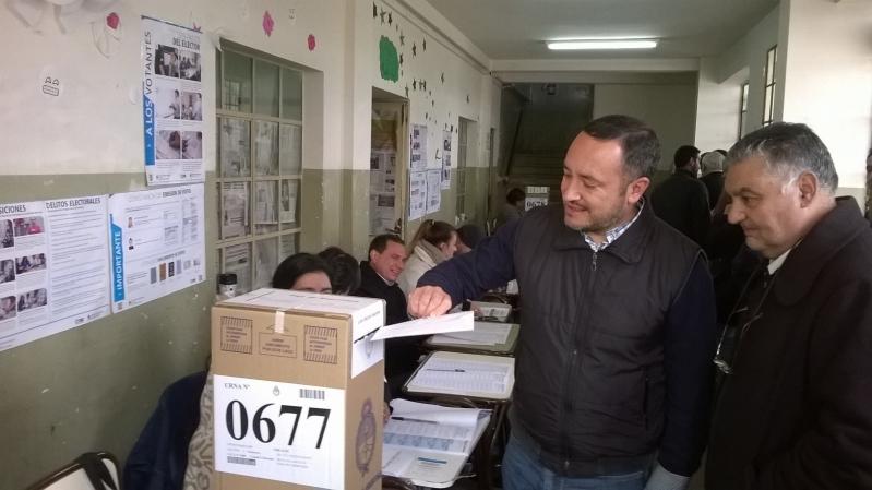"""Marcelo Sosa: """"El derecho a elegir es una de las principales herramientas de los ciudadanos"""""""